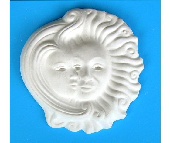 Maschera Art. 56  (Prodotto laccato bianco)