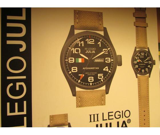 OROLOGIO III LEGIO JULIA