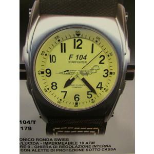 OROLOGIO M.E.C  F-104/T