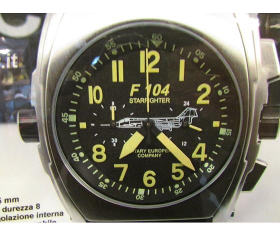 OROLOGIO M.E.C  F-104/CR