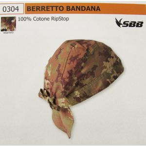 BERRETTO BANDANA