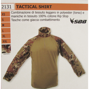 TACTICAL SHIRT