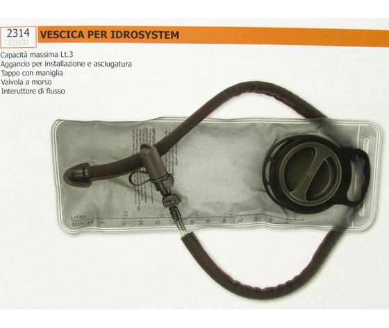VESCICA PER IDROSLYSTEM
