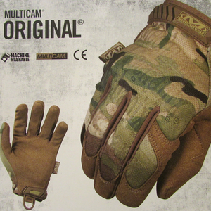 GUANTO MECHANIX ORIGINAL MULTICAM