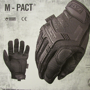 GUANTO MECHANIX M-PACT NERO