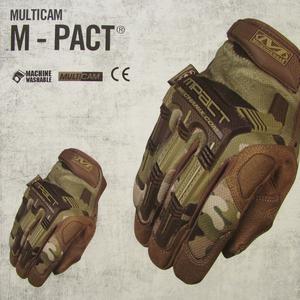 GUANTO MECHANIX M - PACT MULTICAM