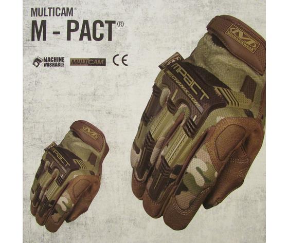 GUANTO MECHANIX M - PACT MULTICAM