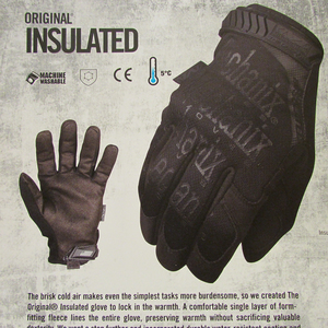 GUANTO MECHANIX INSULATED