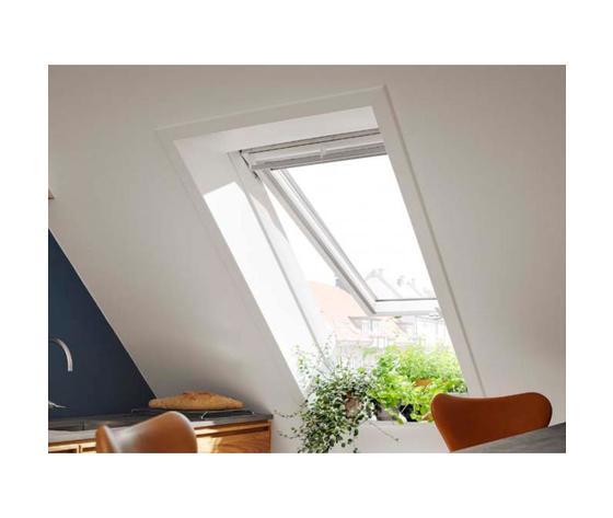 Velux gpu finestra doppia apertura vasistas e bilico for Finestra vasistas