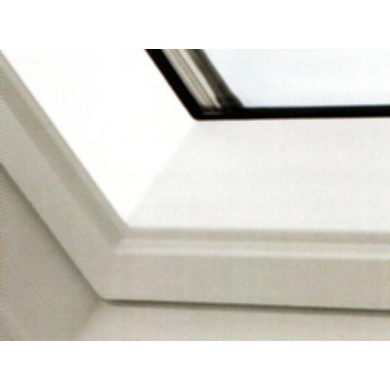 Velux gpu finestra doppia apertura vasistas e bilico - Blocca maniglia finestra ...