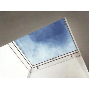 VELUX CXP - Finestra cupolino con apertura manuale per l'accesso al tetto