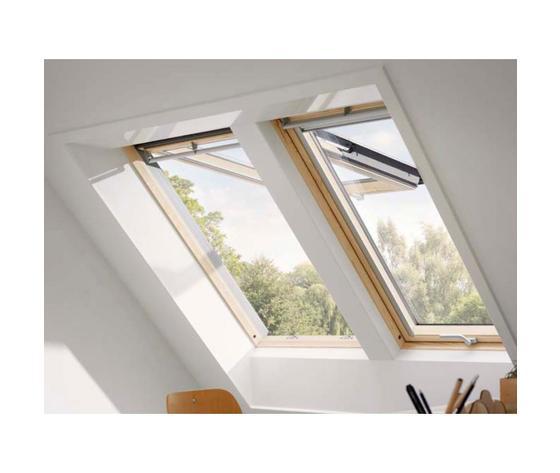 Velux gpl finestra doppia apertura vasistas e bilico - Blocca maniglia finestra ...