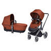 Cybex priam trio 2 in 1 cloud q plus autumn gold denim burnt red primus
