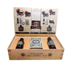 Dear Barber Grooming Kit Collection II