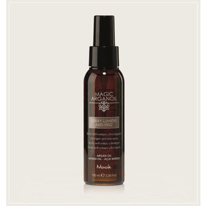 Nook Magic ArganOil Spray Lumière Anti-Frizz 100 ml