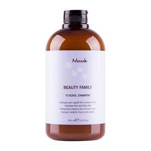 Nook Beauty Family Fly&Vol Shampoo 500 ml