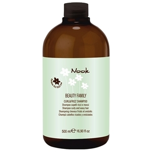 Nook Beauty Family Curl&Frizz Shampoo 500 ml