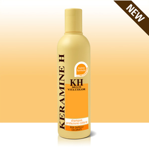 Keramine H Shampoo Multi Vita Color 300 ml