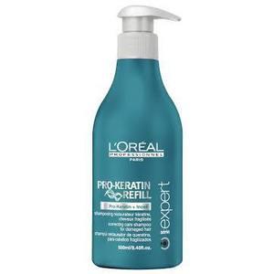 L'Oréal Professionnel Pro-Keratin Refill Shampoo 500 ml