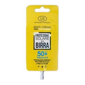 Beer Cream Protezione Solare alla Birra SPF +50 15 ml