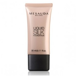 Mesauda Liquid Silk Foundation