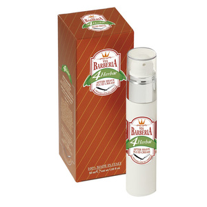 Via Barberia Crema Fluida Dopobarba 4Herbae 50 ml