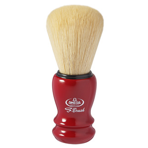 Omega Pennello da Barba in Fibra Sintetica S-Brush art. S10108