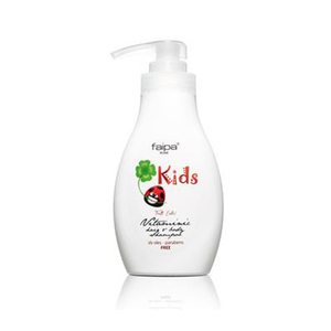 Kids Vitaminic Hair&Body Shampoo Zucchero Filato 300 ml