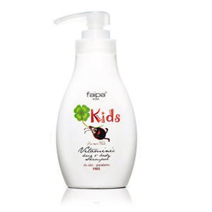 Kids Vitaminic Hair&Body Shampoo Frutti esotici 300 ml