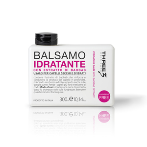 Three 3 Balsamo Idratante 300 ml