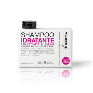 Three 3 Shampoo Idratante 300 ml