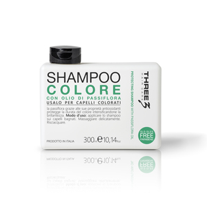 Three 3 Shampoo Colore 300 ml