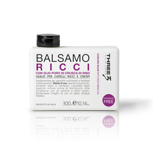 Three 3 Balsamo Ricci 300 ml