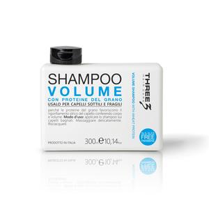 Three 3 Shampoo Volume 300 ml