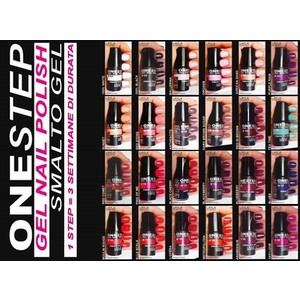 Layla OneStep Gel Nail Polish 5ml