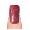 55 red glitter