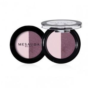 Mesauda Vibrant Duo Eyeshadow