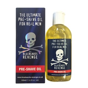 The Bluebeards Revenge Pre-Shave Oil 125 ml