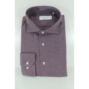 Camicia slim flanella taglia L