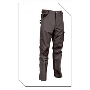 Pantalone lungo varie tasche
