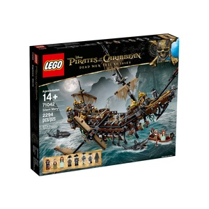 LEGO PIRATI DEI CARAIBI 71042 - Silent Mary