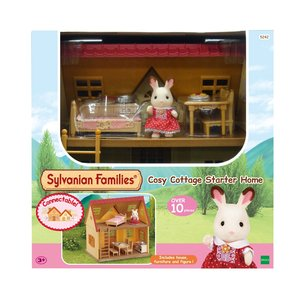 SYLVANIAN FAMILIES 5242 - Cosy Cottage Starter Home