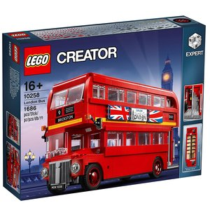 Lego Creator London Bus 10528 - Limited Edition -