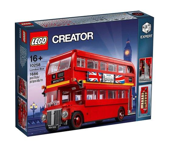 Lego Creator London Bus 10528 - Limited Edition -