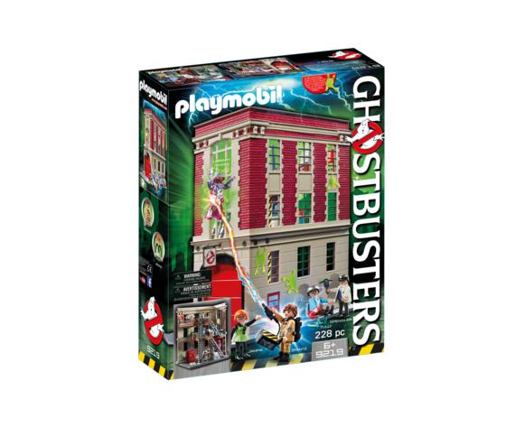 PLAYMOBIL 9219 - Caserma dei Ghostbusters