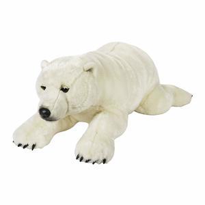 Lelly 770807 - Orso Polare Peluche - 118 cm