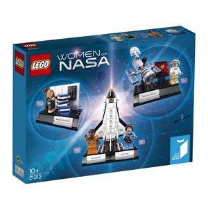 Lego 21312 Exc Ideas Le Donne della NASA