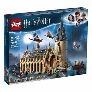 LEGO Harry Potter - La Sala Grande di Hogwarts, 75954