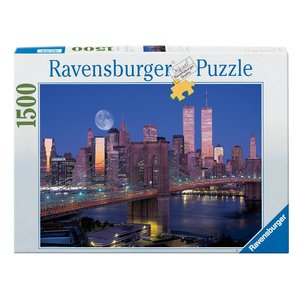 Ravensburger 16306 Manhattan, New York Puzzle 1500 pezzi