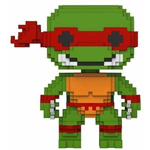 Funko Pop - 8-Bit - Turtles - Raphael - 06